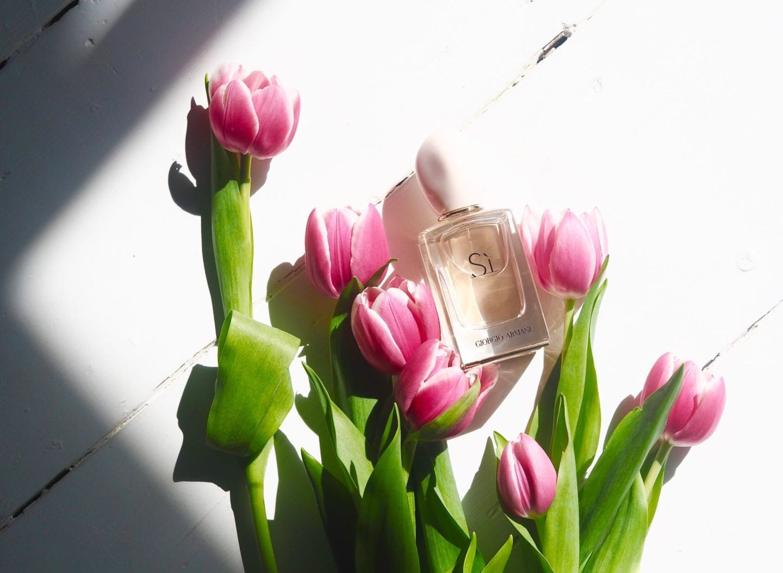 Giorgio Armani 'SI' perfume fragrance review