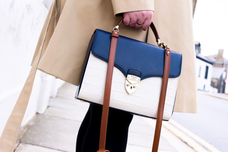 aspinal of london mayfair handbag