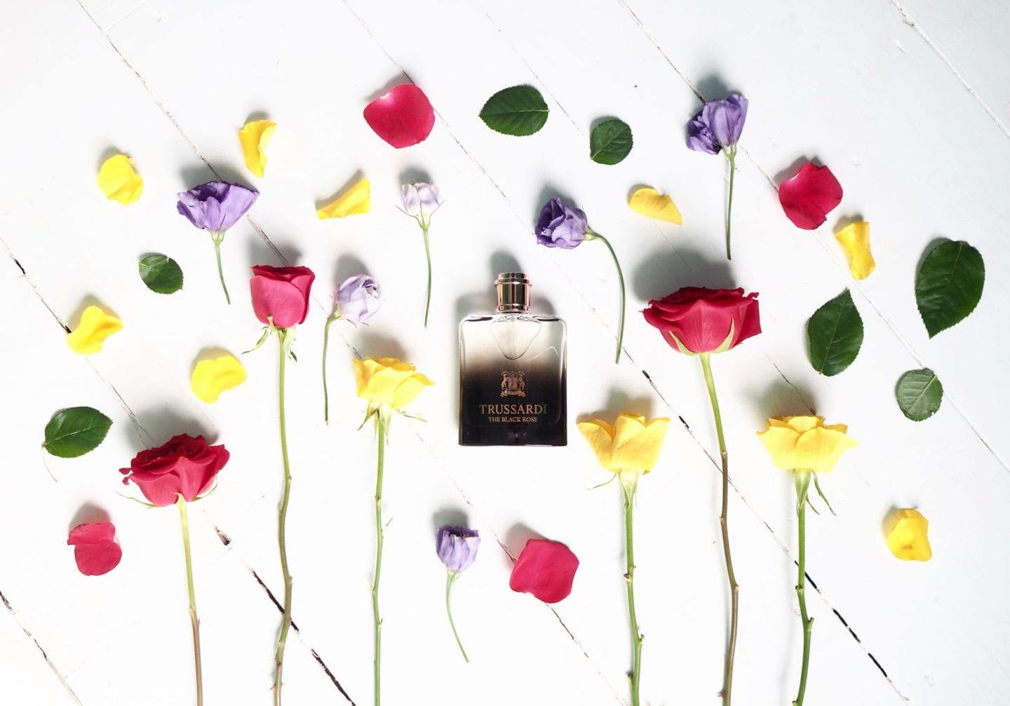 trusardi black rose perfume