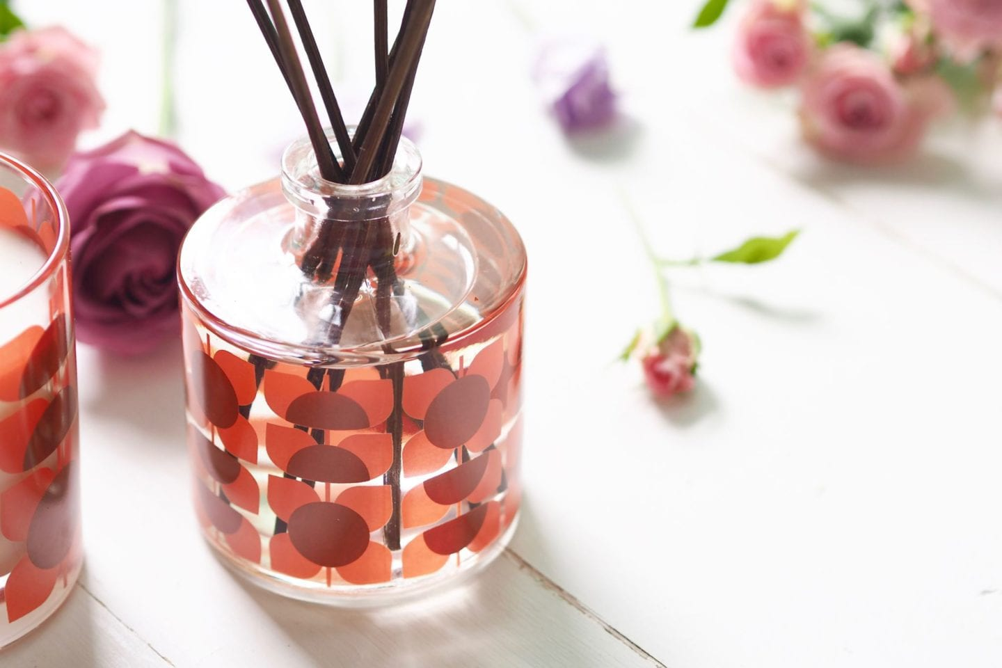 win an orla kiely candle and diffuser