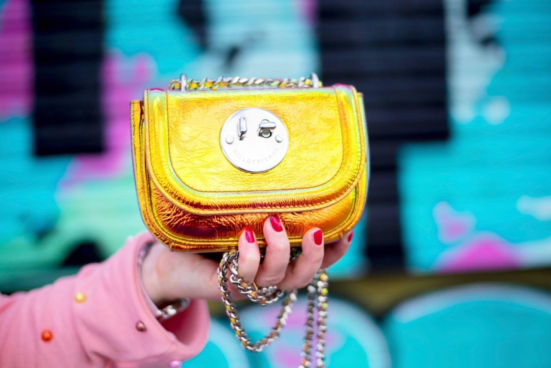 Hill & Friends Handbag very exclusive