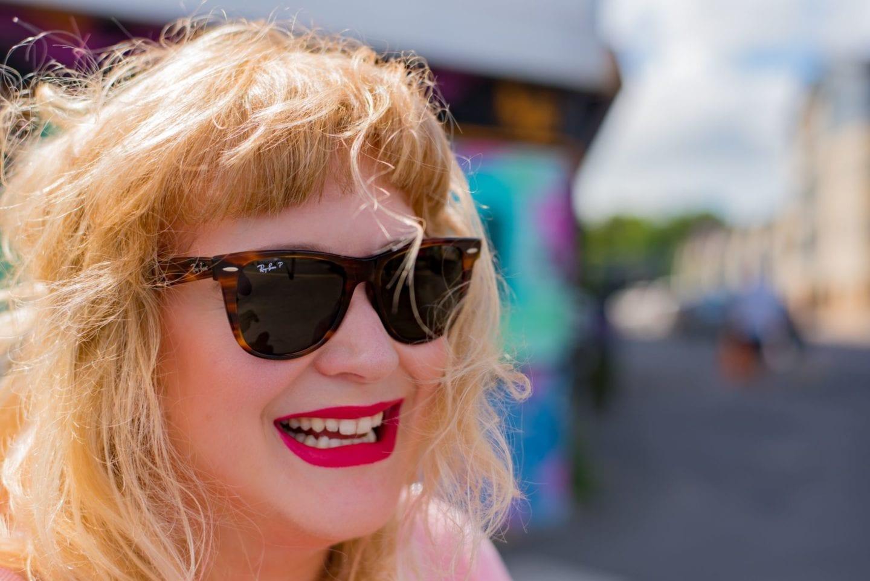 Ray Ban Sunglasses customised remix