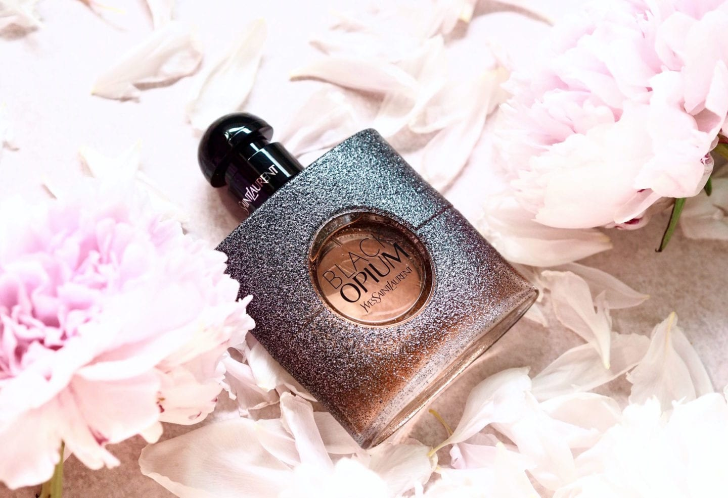 Perfume Ysl Black Opium Floral Shock Fashion For Lunch