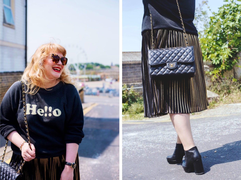 fashion for lunch blog chanel handbag