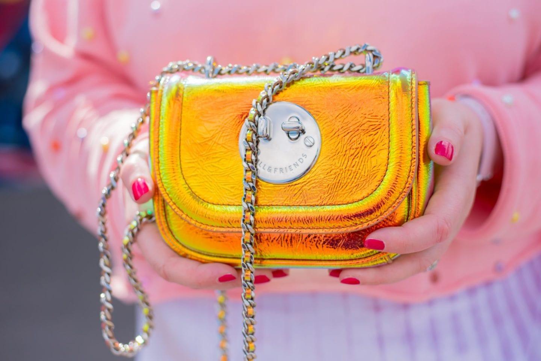 very exclusive Hill & Friends Handbag