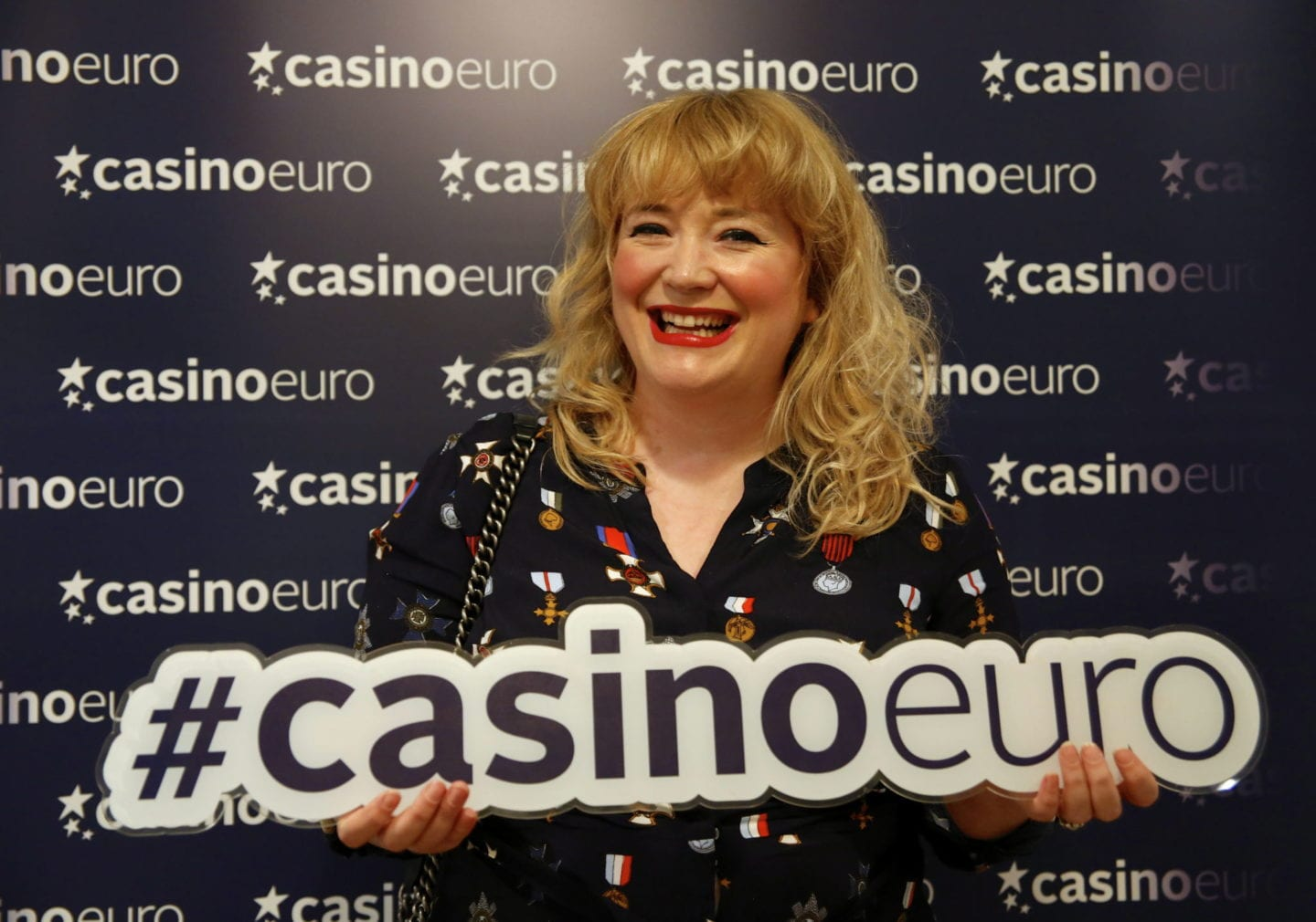 eurocasino event london celebrity