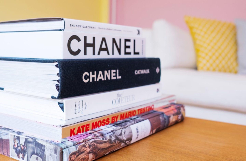 chanel book