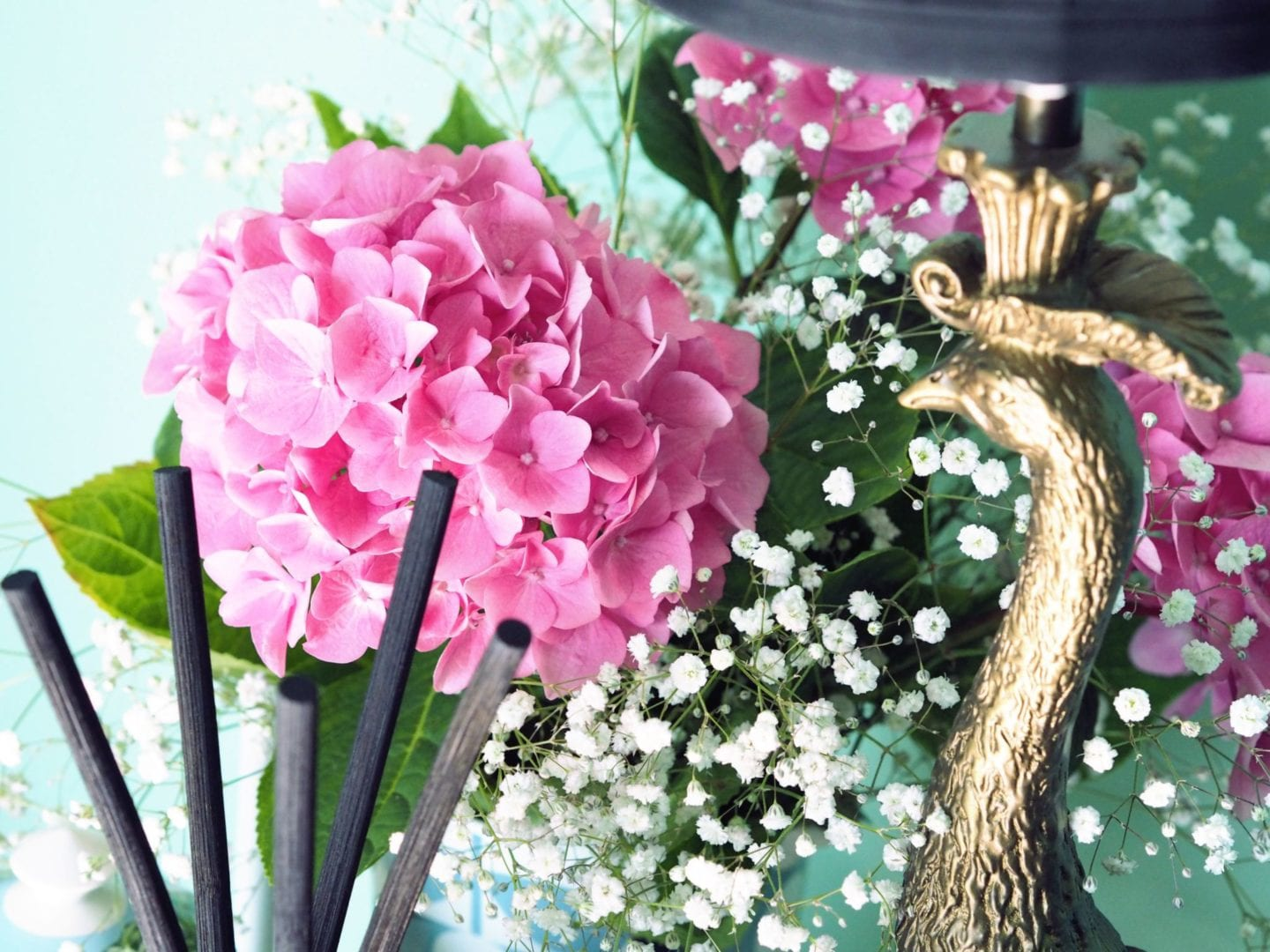 flowers-and-peacock-lamp