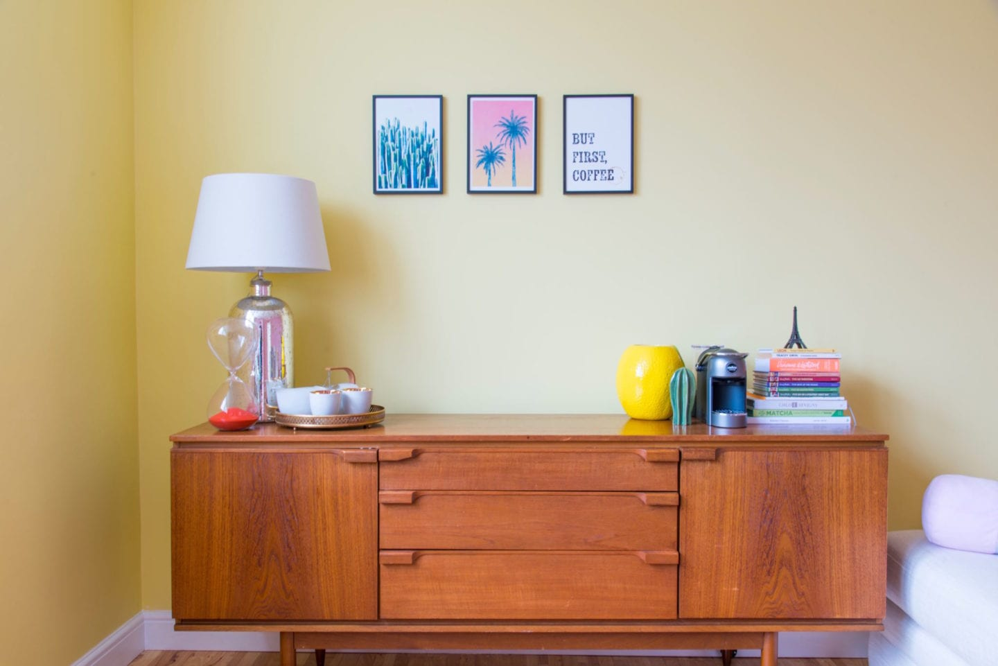 Room Tour: The Battenberg Lounge