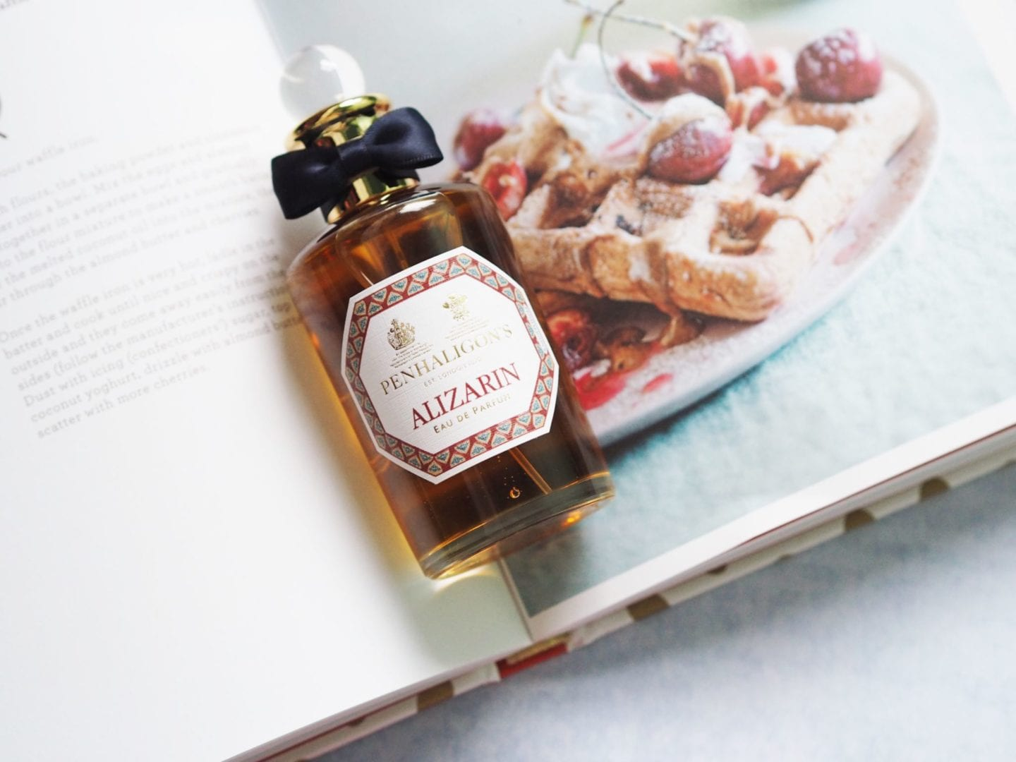 Penhaligon's 'Alizarin' perfume fragrance review.