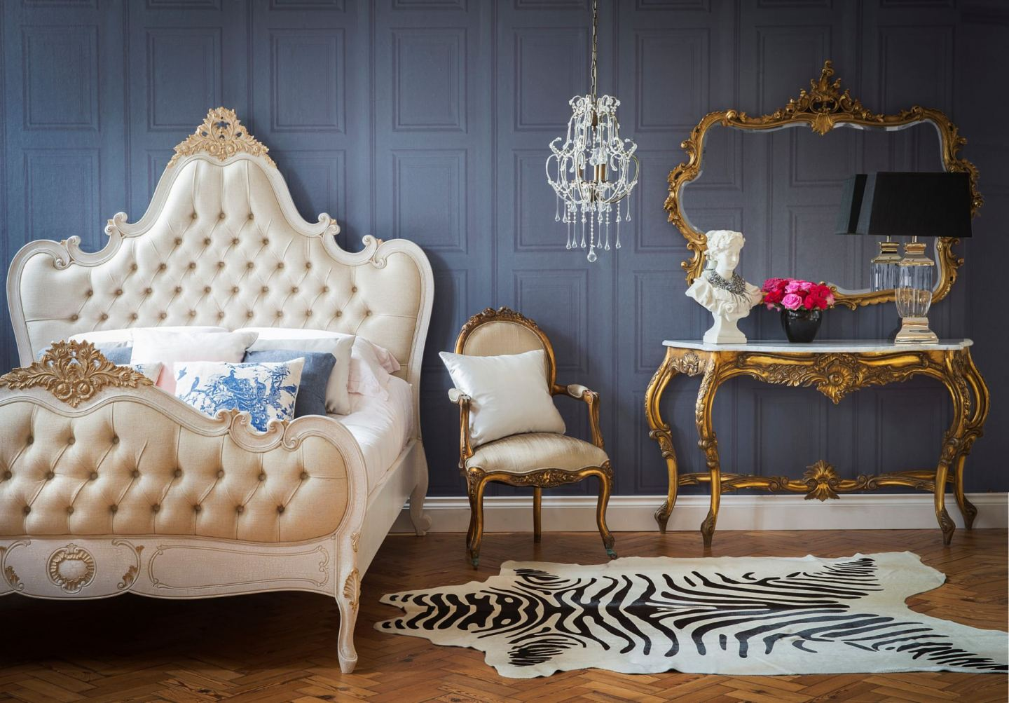 Design Obsession: French Bedroom Company