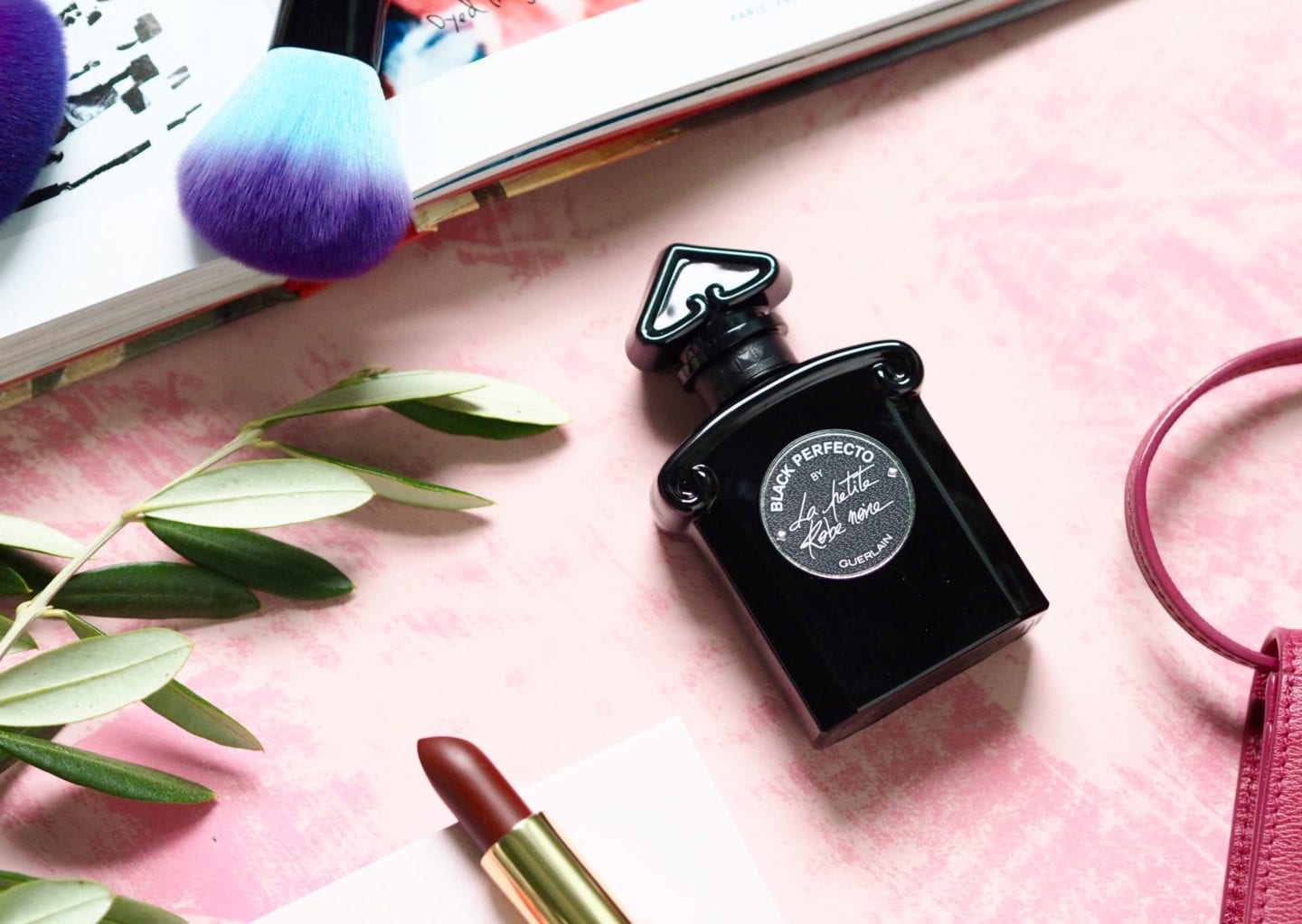 a0c13617f11 Perfume  Guerlain  Black Perfecto  - Fashion For Lunch.