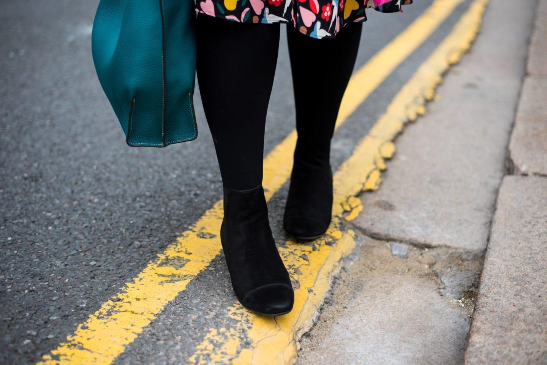 black boden boots