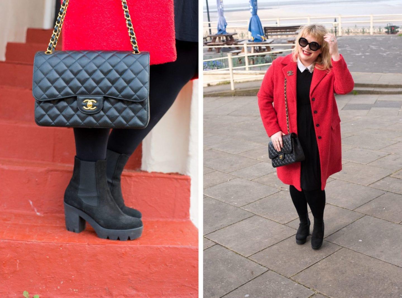 fashion for lunch blog chanel handbag flap bag.