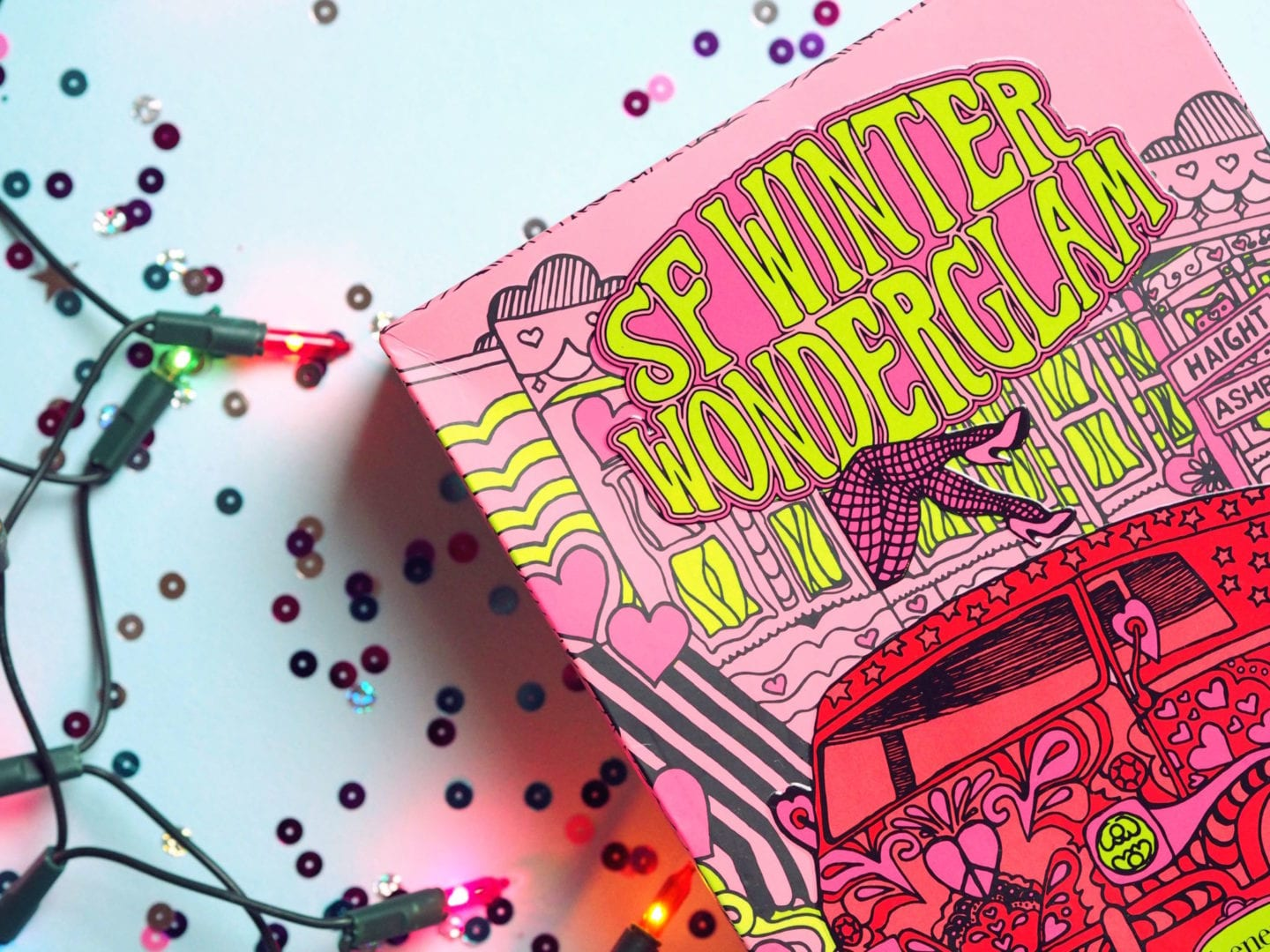 Benefit 'SF Winter WonderGlam' Calendar
