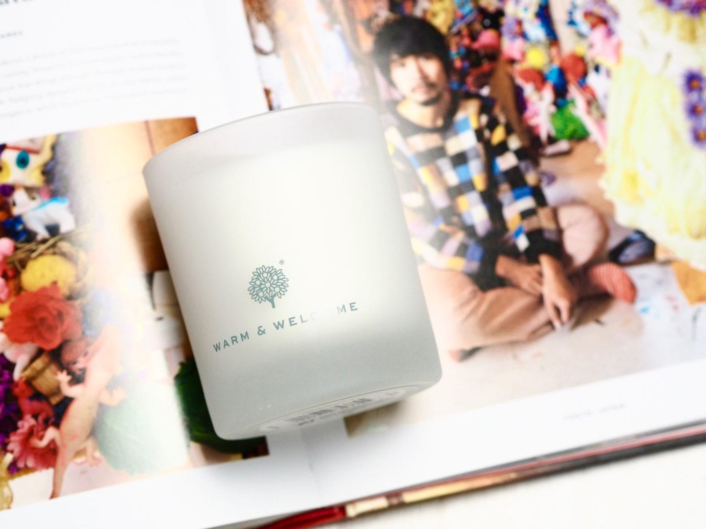 Crabtree & Evelyn 'Warm & Welcome' candle