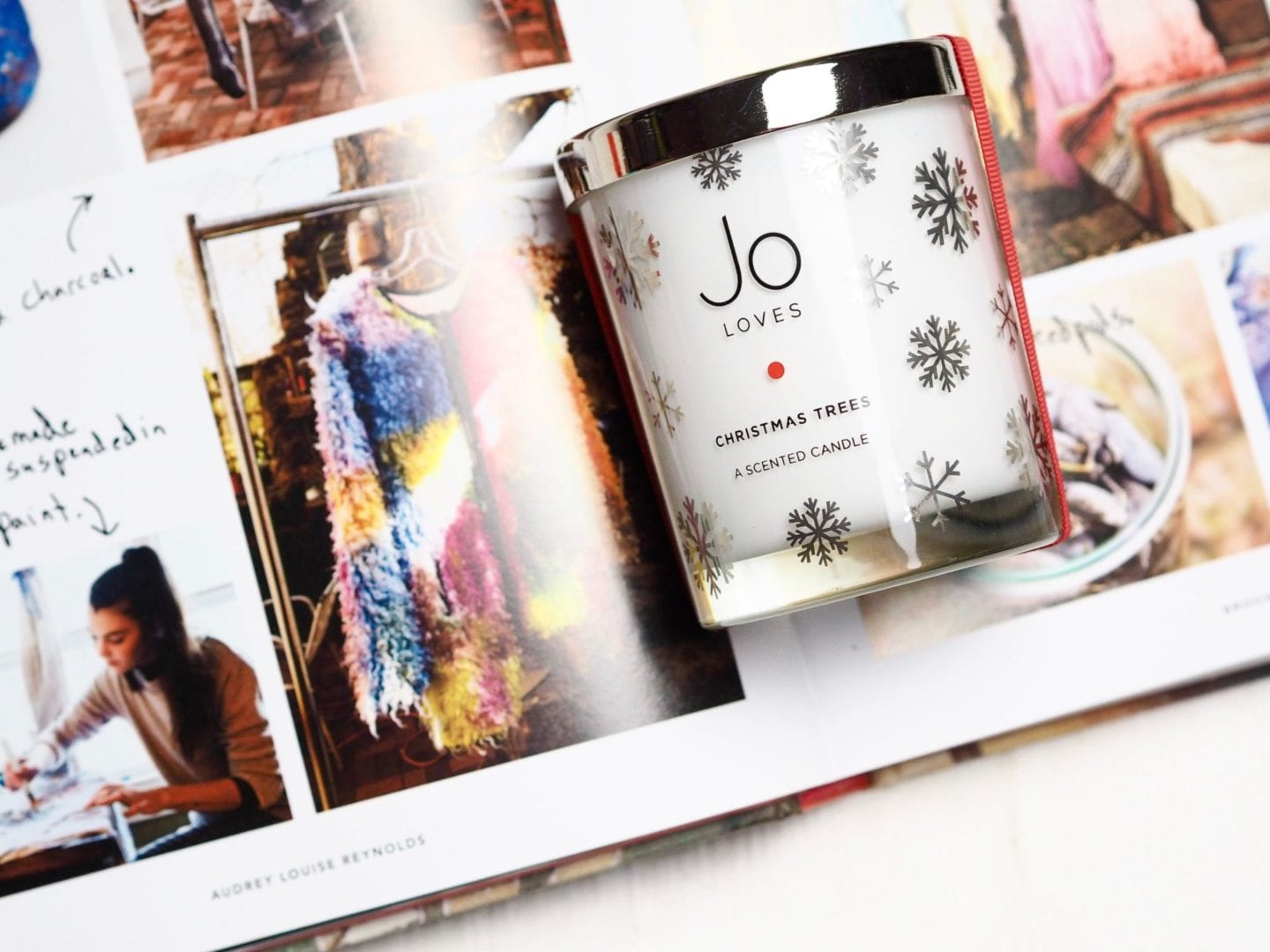 Jo Loves 'Christmas Trees' scented candle
