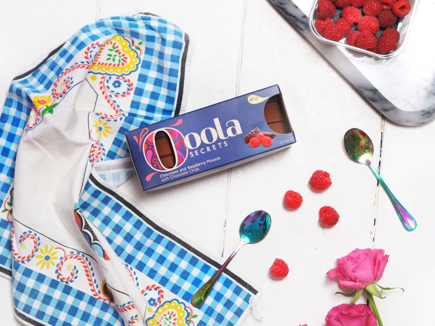 Ooola Secrets Treats box