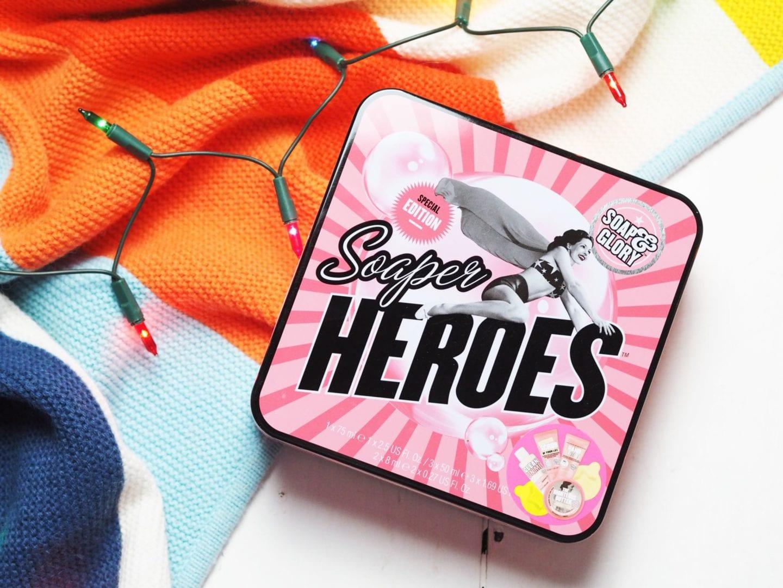 Soap & Glory 'Soaper Heroes' Set