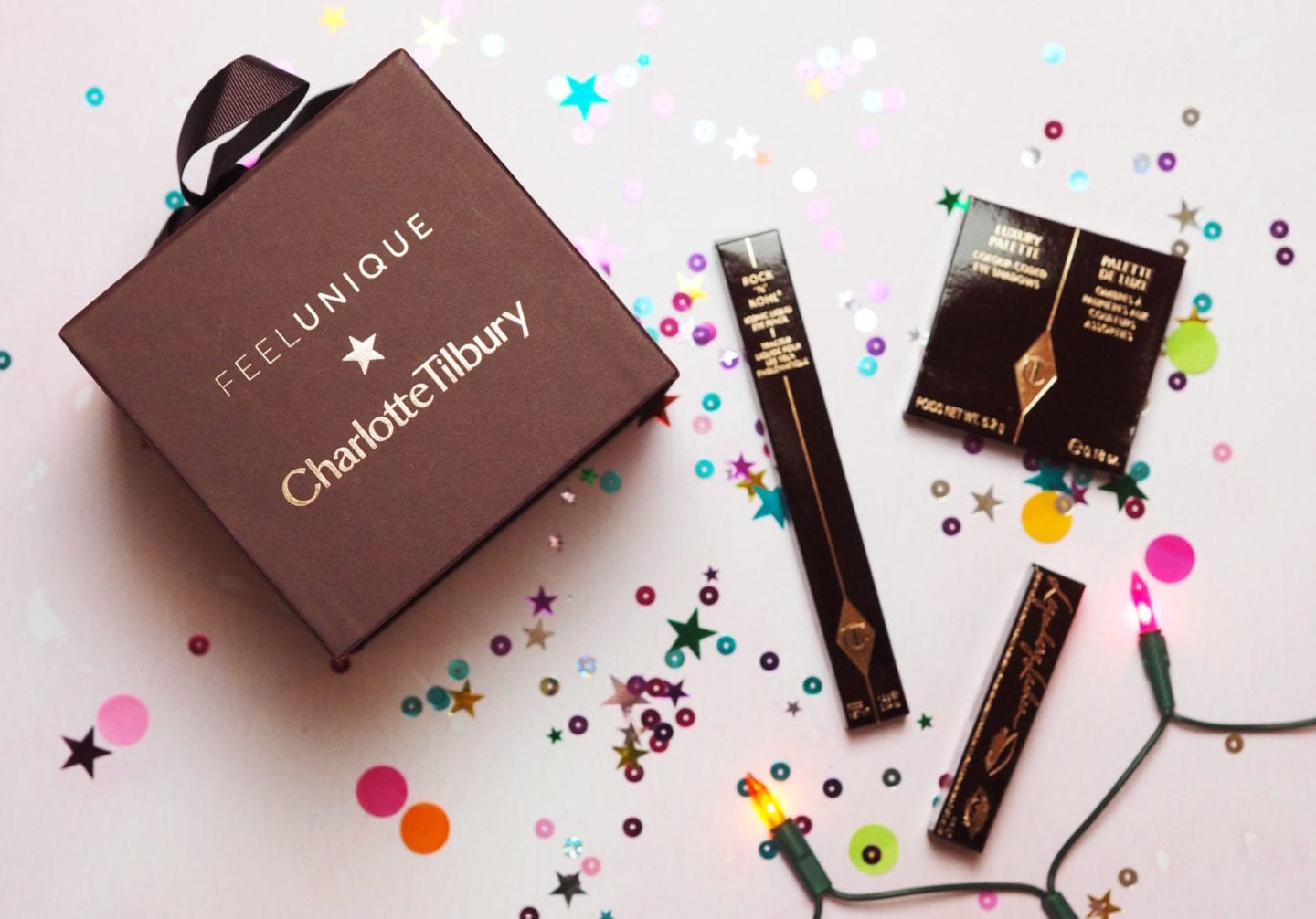 Charlotte Tilbury X FeelUnique Stars of the Red Carpet Set.