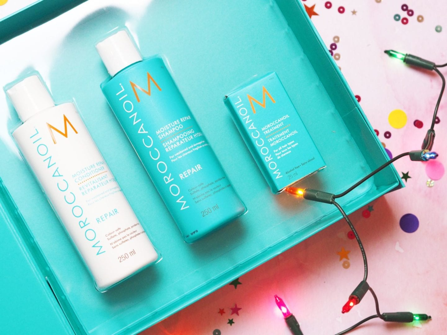 Moroccanoil Astonish Repair Essentials