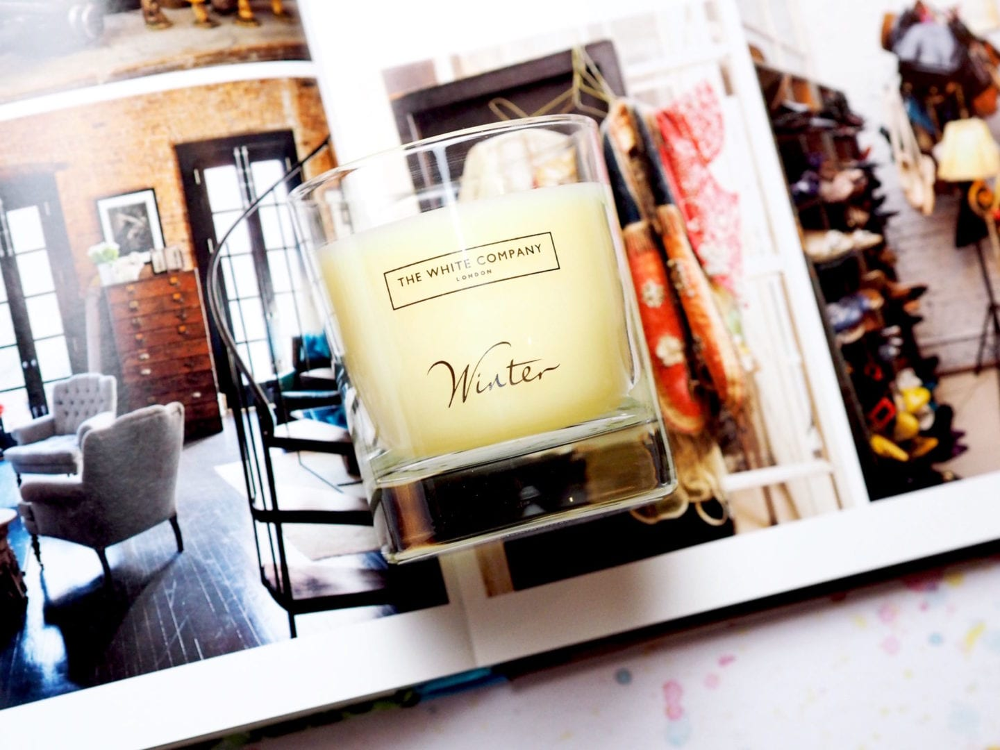 The-White-Company-Winter-candle