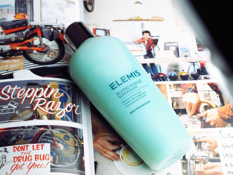 elemis bath soak