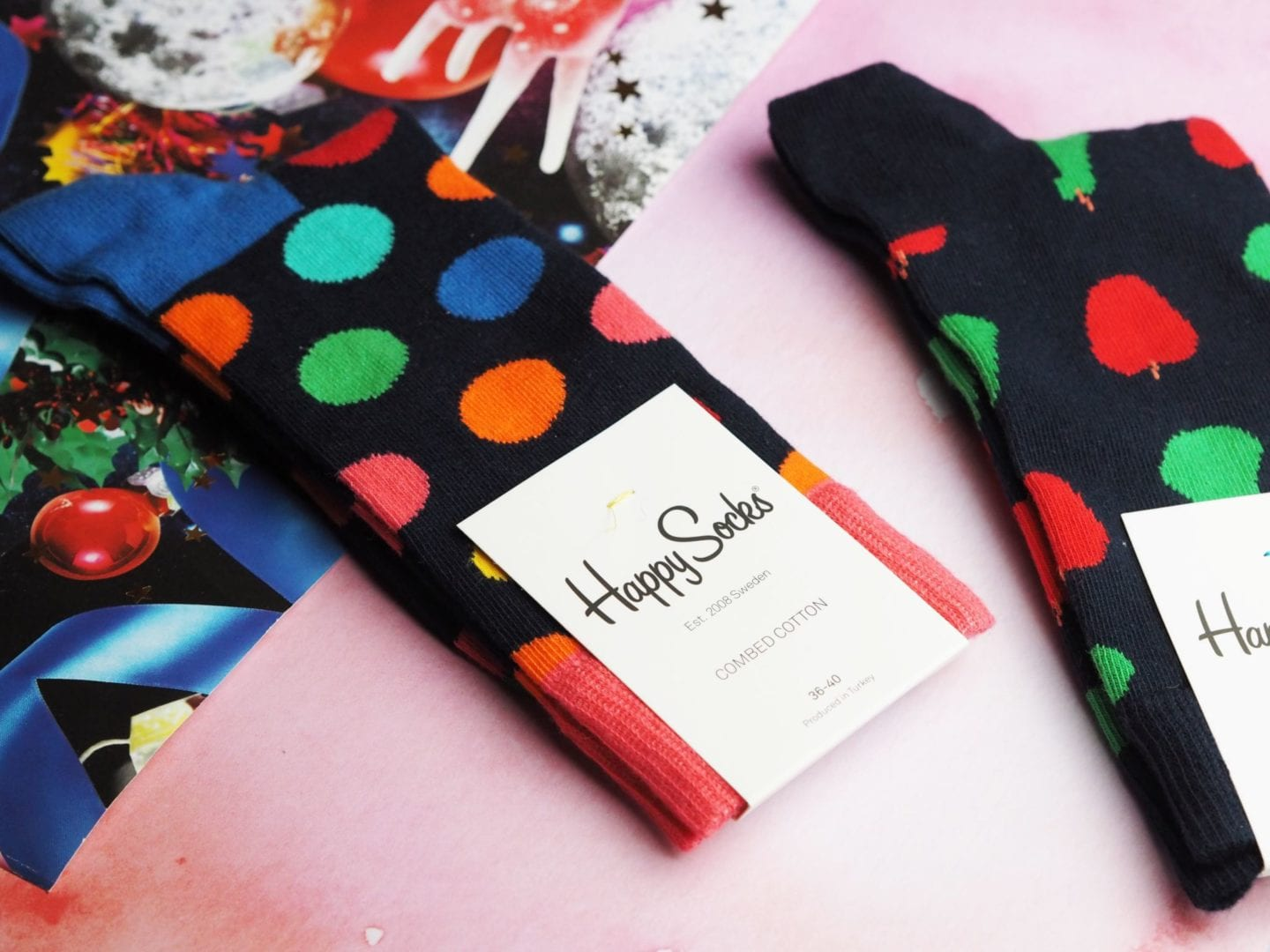 happy socks hipster dad christmas gift