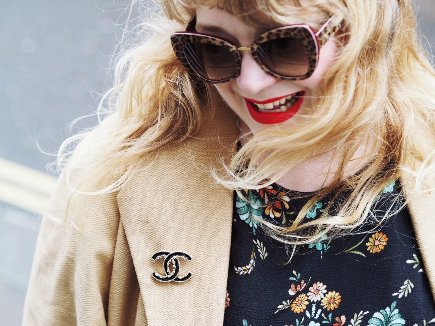 How To Stop A Chanel Brooch From Falling Off