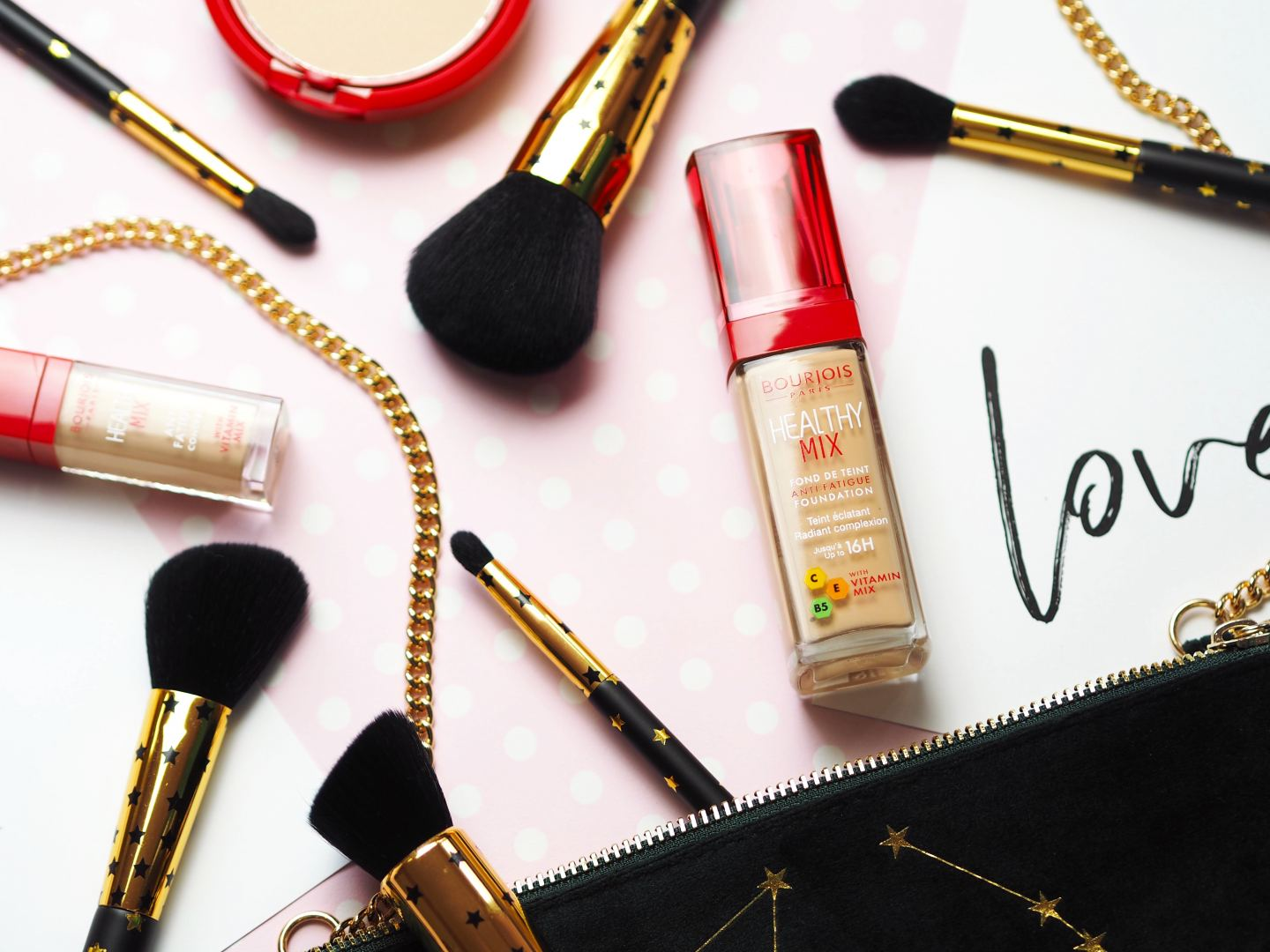 bourjous healthy mix foundation affordable foundation