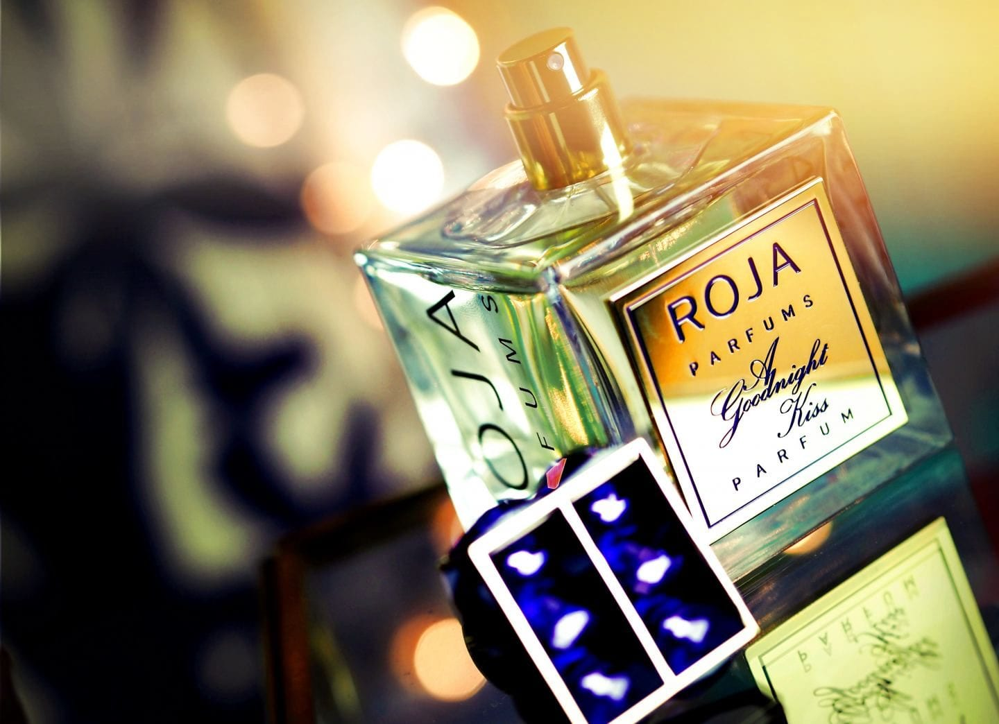 Roja Parfums: The Most Expensive Fragrance?