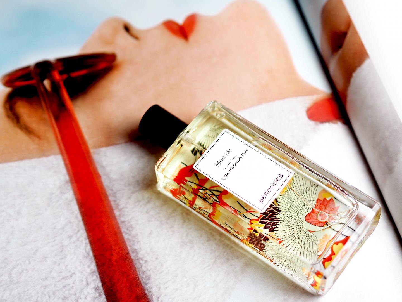 Berdoues 'Péng Lái' perfume fragrance