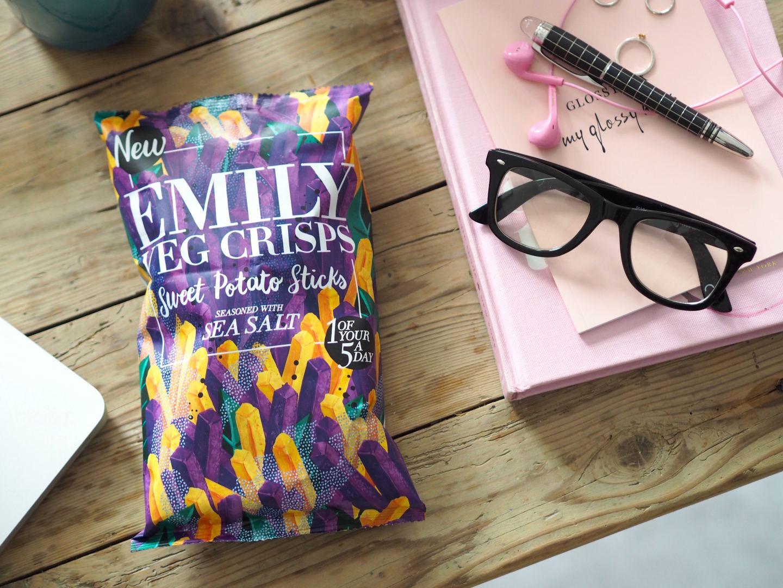 New Treats From Emily's Crisps