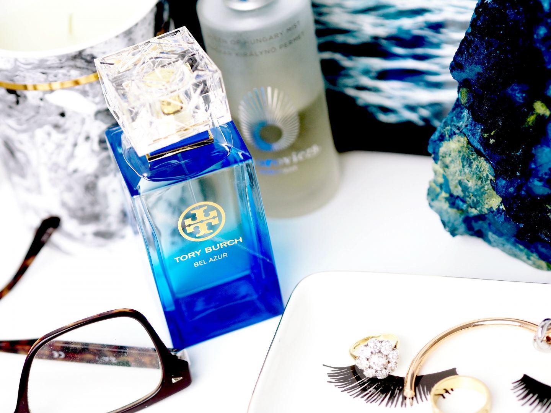 Tory Burch 'Bel Azur' perfume review 1