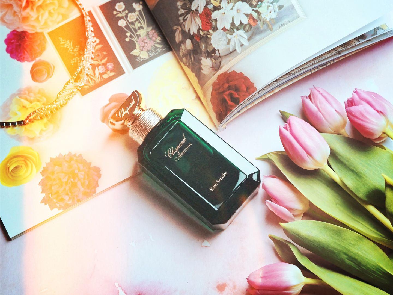 perfume fragrance review Chopard 'Rose Seljuke' harrods