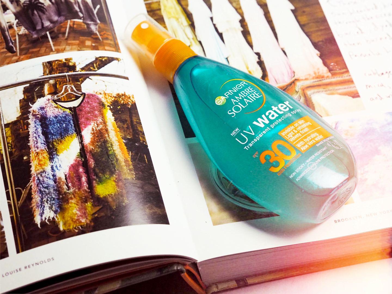 Garnier Ambre Solaire UV Water (SPF 30)