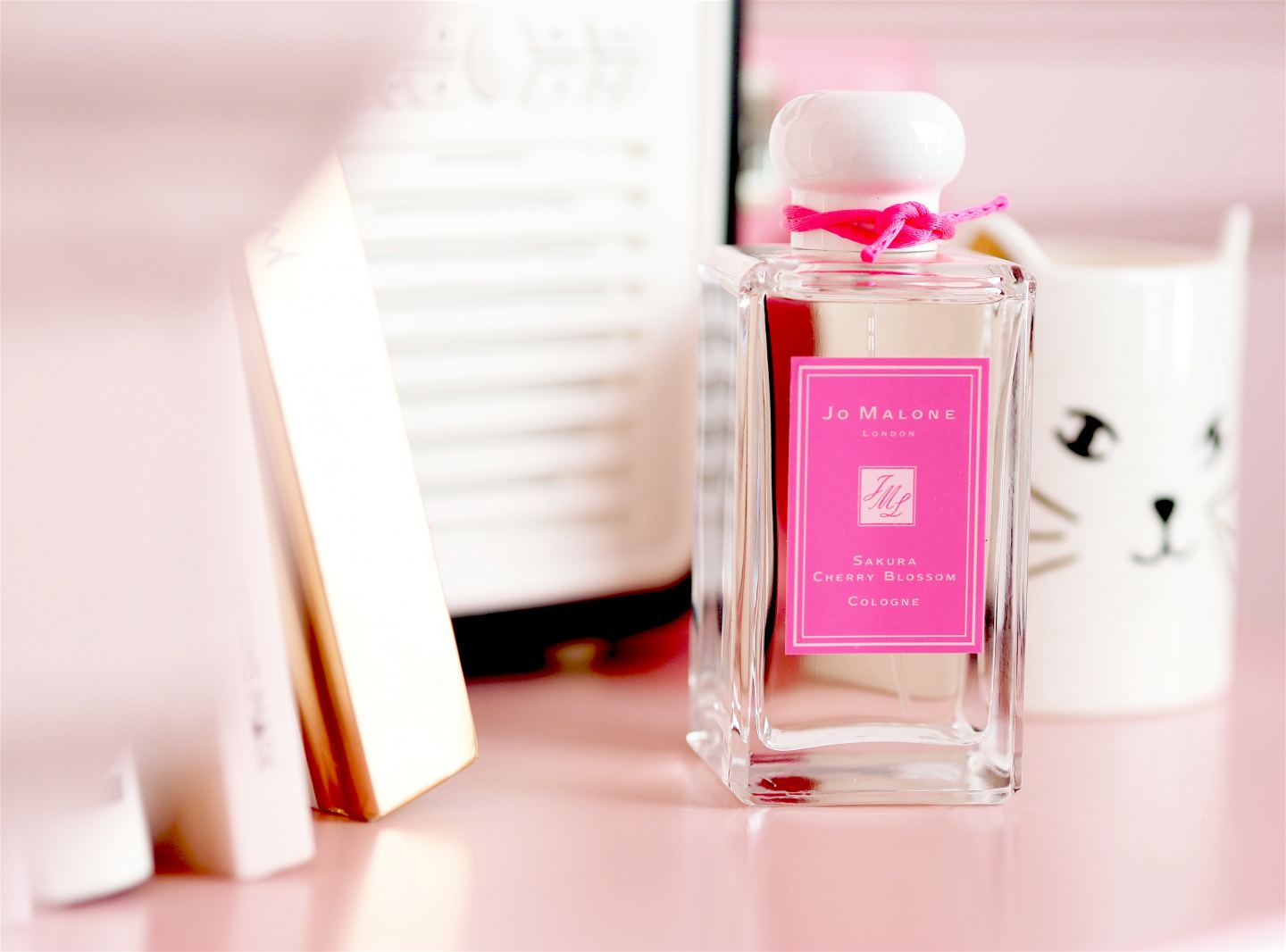 Jo Malone London 'Blossom Girls' Sakura Cherry Blossom Collection perfume. review