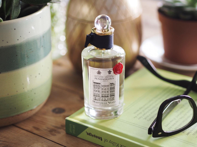 ab0ab9cc966c8 Fragrance  Penhaligon s  Marylebone Wood  - Fashion For Lunch.