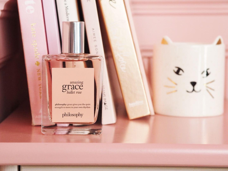 philosophy amazing grace ballet rose perfume