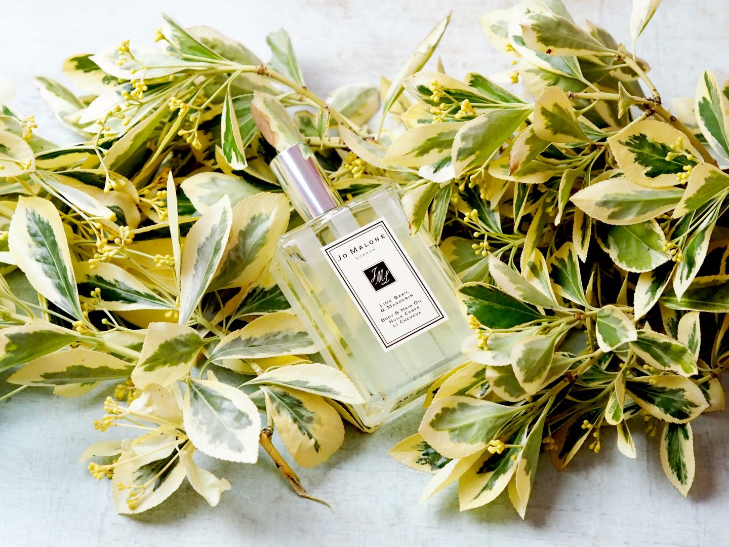 Jo Malone London Lime Basil & Mandarin Body & Hair Oil