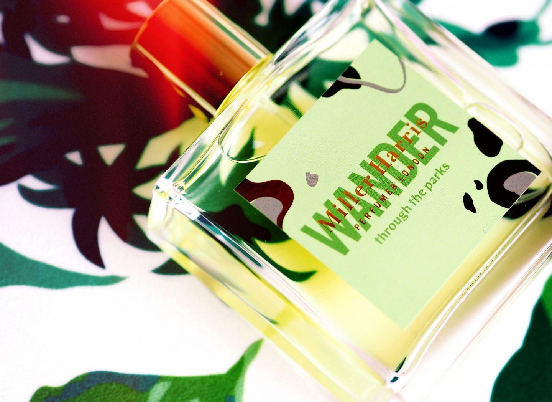 Miller Harris 'Wander' perfume forage
