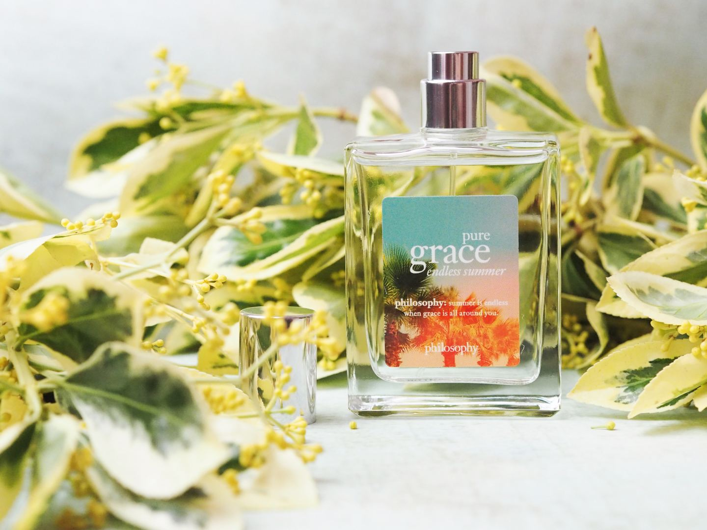 Perfume: Philosophy 'Pure Grace Endless Summer'