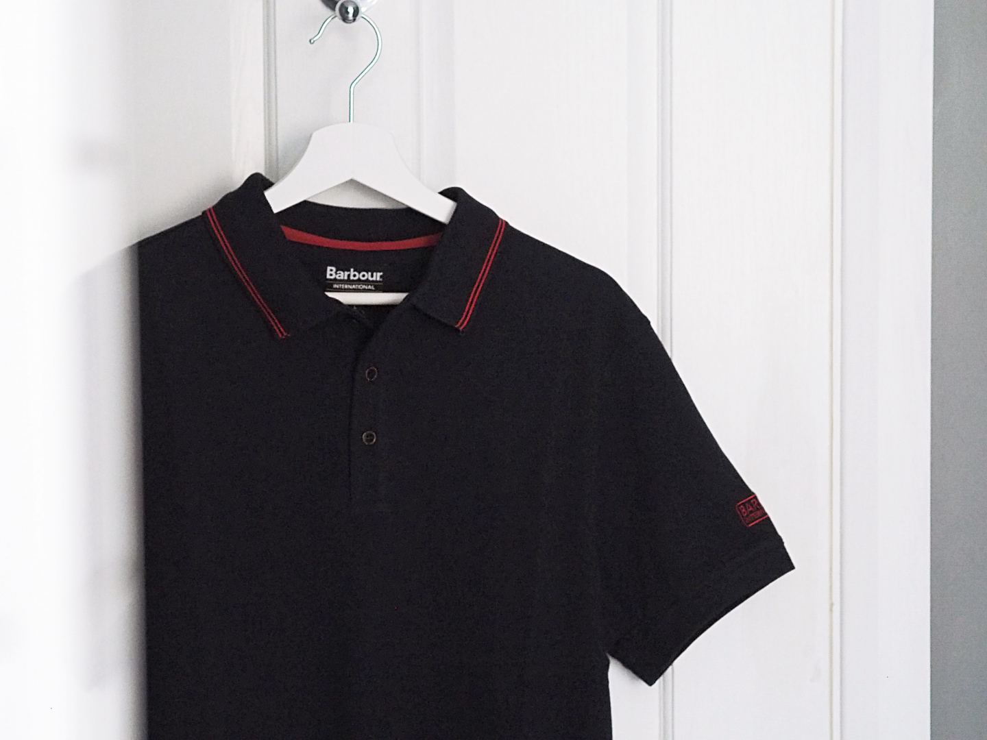 barbour tee shirt