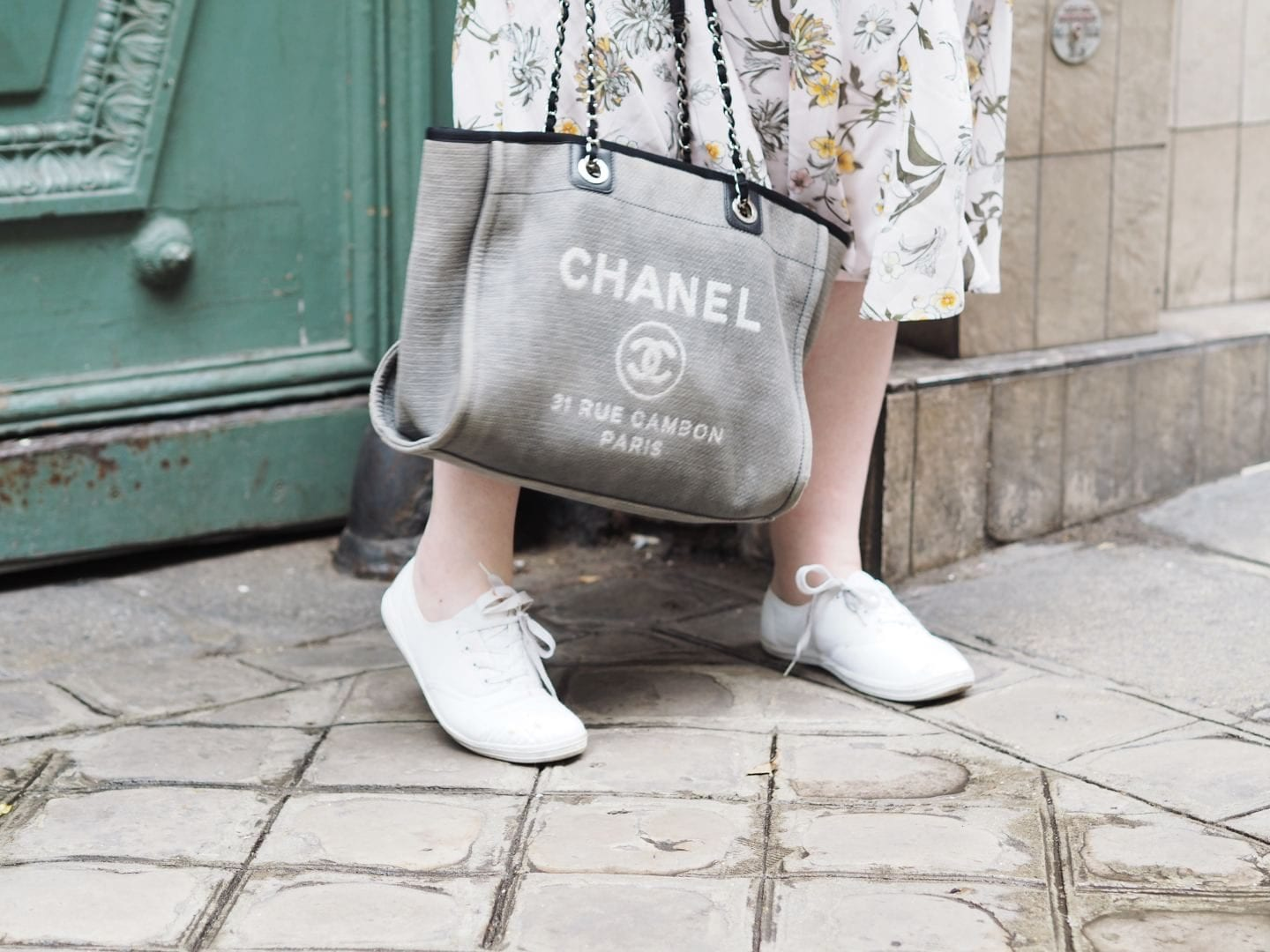 My Thoughts On The Chanel Deauville Tote Bag…