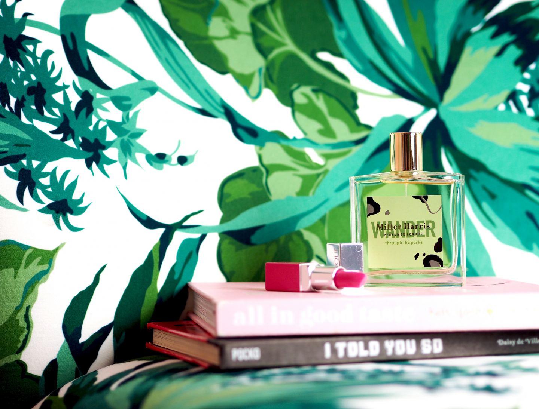 miller harris perfume forage wander fragrance