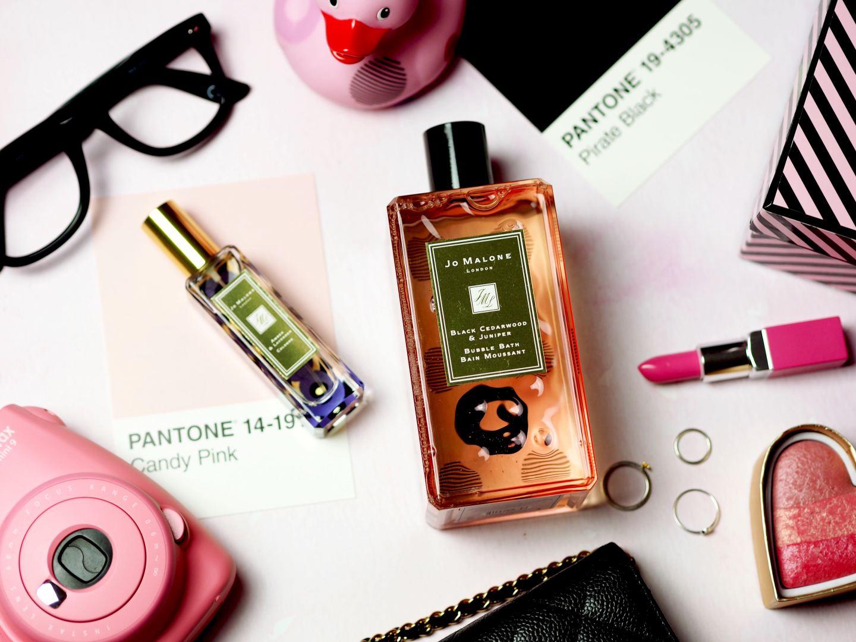 o Malone London X PoppyDelevingne Queen Of Pop perfume