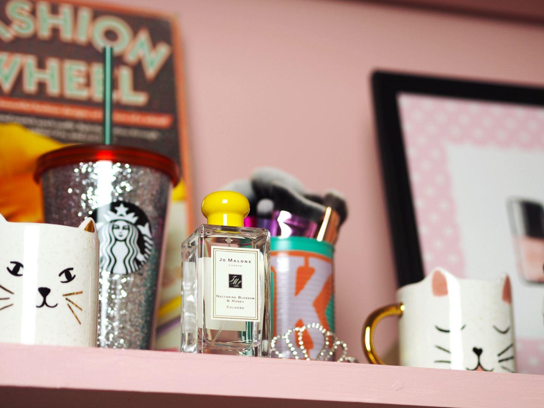 Jo Malone London 'Nectarine Blossom & Honey' Cologne perfume fragrance review