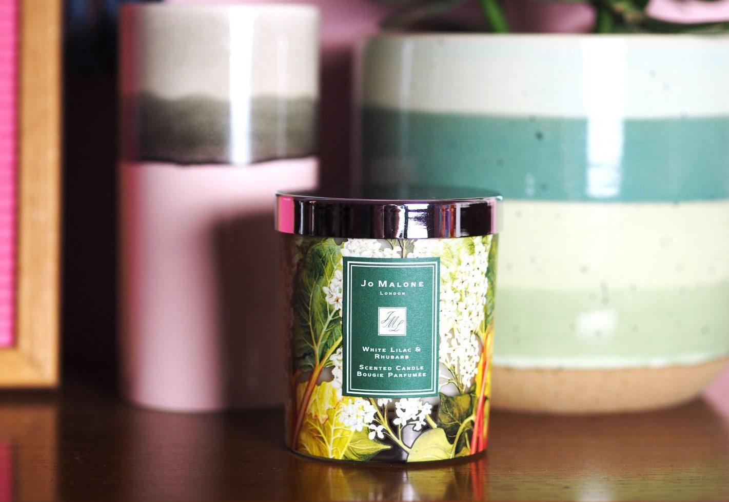 Jo Malone London White Lilac & Rhubarb Charity Candle