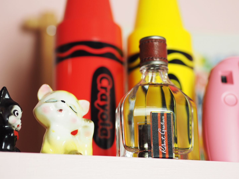 Robert Graham 'Courage' mens fragrance review