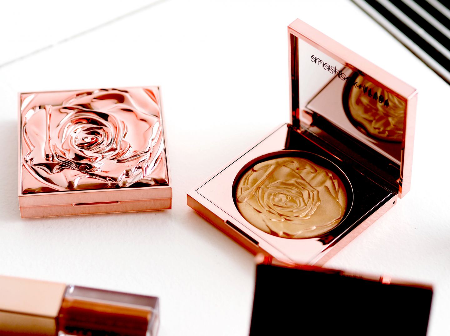 Beauty: Smashbox + Vlada 'Petal Metal' Collection